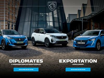 Peugeot Diplomates